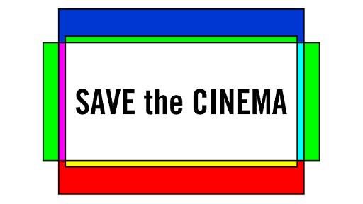 save the cinemaの画像